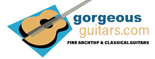 GorgeousGuitars.com - Fine Archtop and Classical Guitars